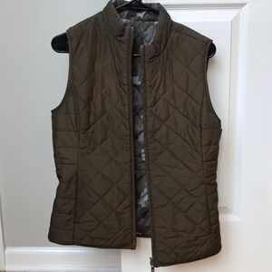 Jackets & Blazers - Reservable camo best with pockets
